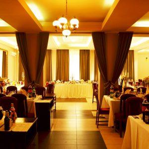 Sala de nunta pensiunea Magura Baia Mare